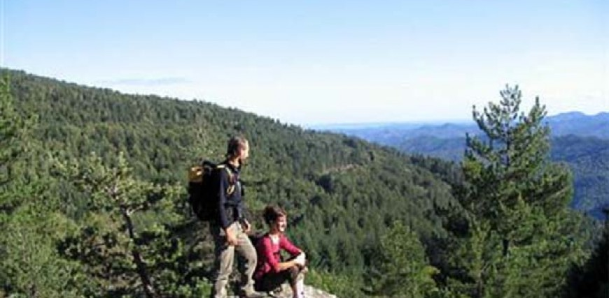 Hiking guides in the Cévennes