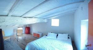 Chambre avec sommier japonais